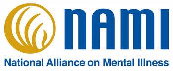 Psychotherapist, logo - national alliance on mental illnes